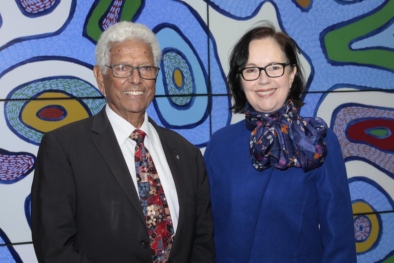"Aboriginal narrative ""largely missing"" from Australian buildings, say Balarinji founders"