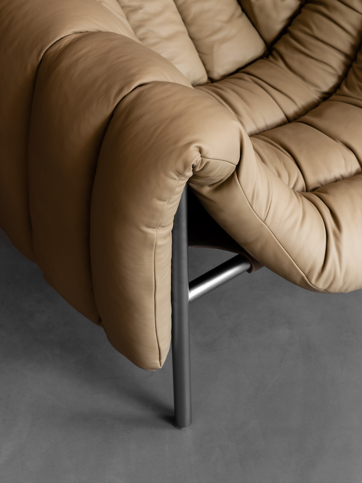 Fay Toogood's Puffy Armchair