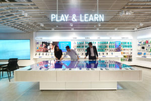 Telstra Discovery Store Melbourne by Geyer | Indesignlive