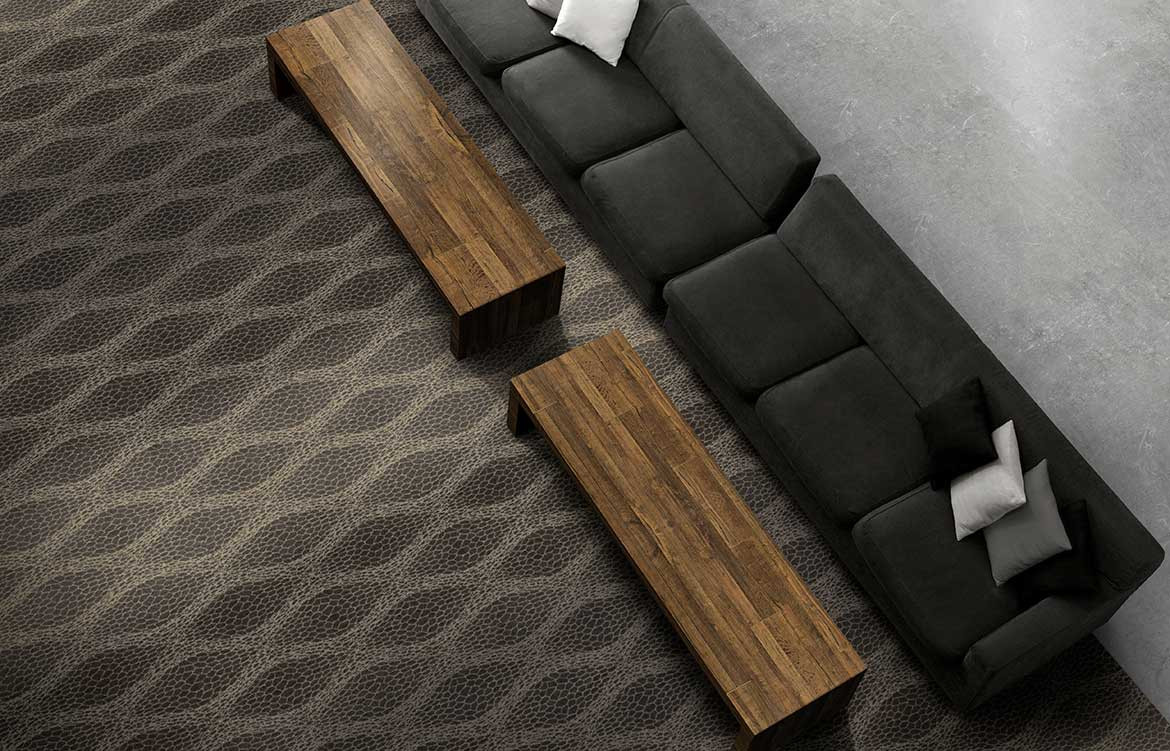 Grey Couches and Timber Tables Immix