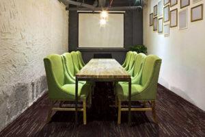 Stipe Field Green Inspired Series