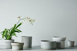 Anchor Ceramics' handmade ceramic planters