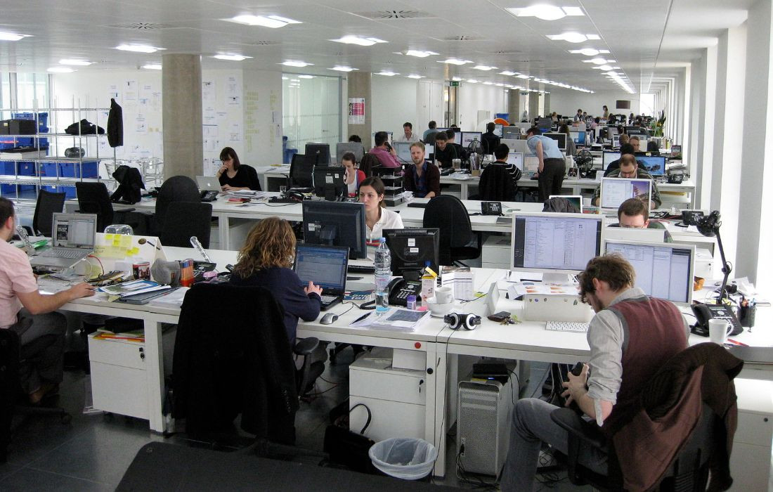The Post-Virus Workplace