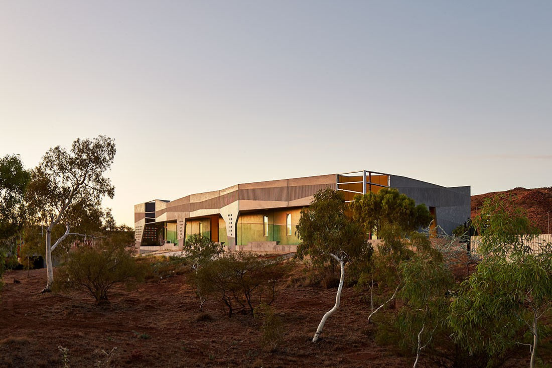 Karratha Central Healthcare Super Clinic by Cox Architecture (formerly CODA).