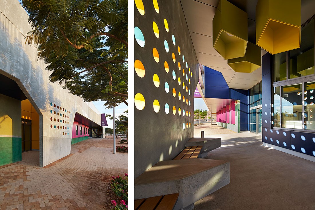 Karratha Central Healthcare Super Clinic by Cox Architecture (formerly CODA) has been taken up by the community.