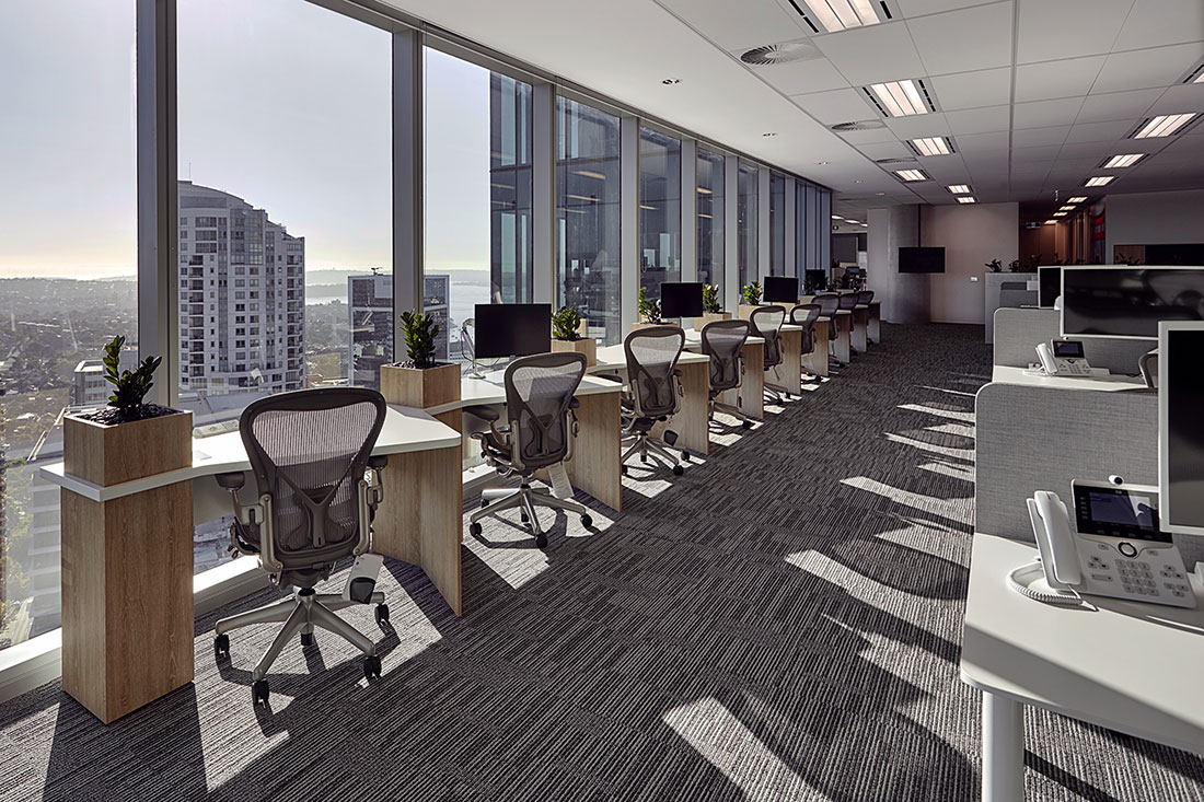 Cisco Systems Office by Futurespace and SCA Design