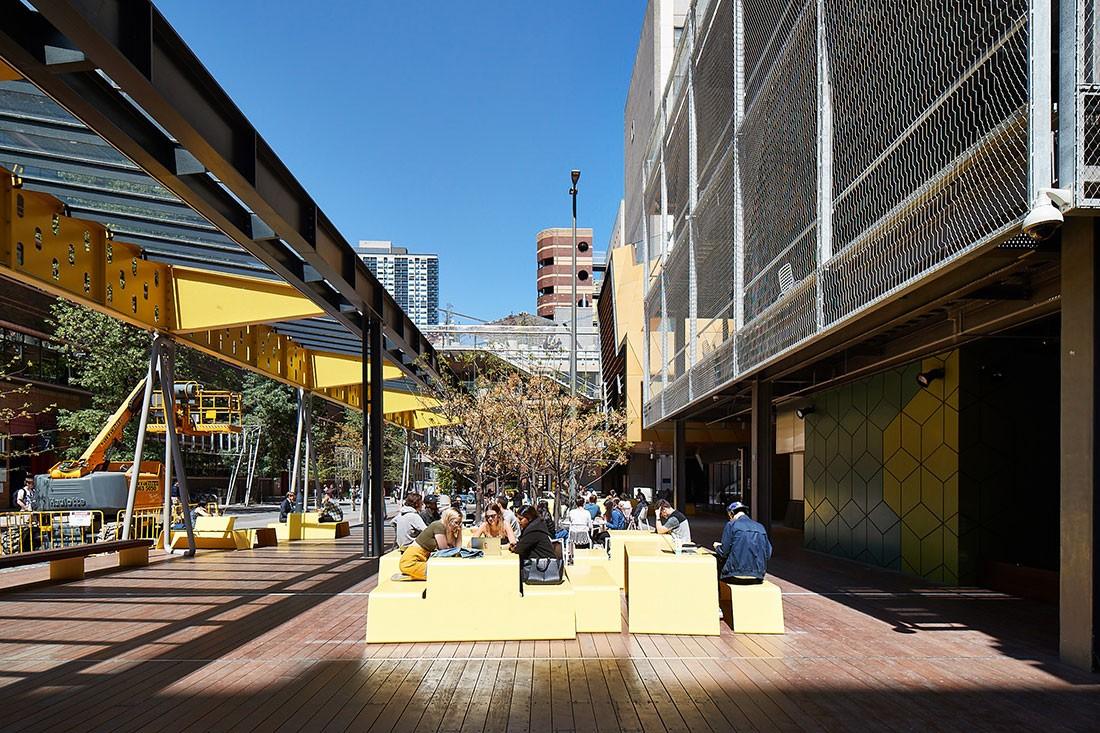 RMIT New Academic Street