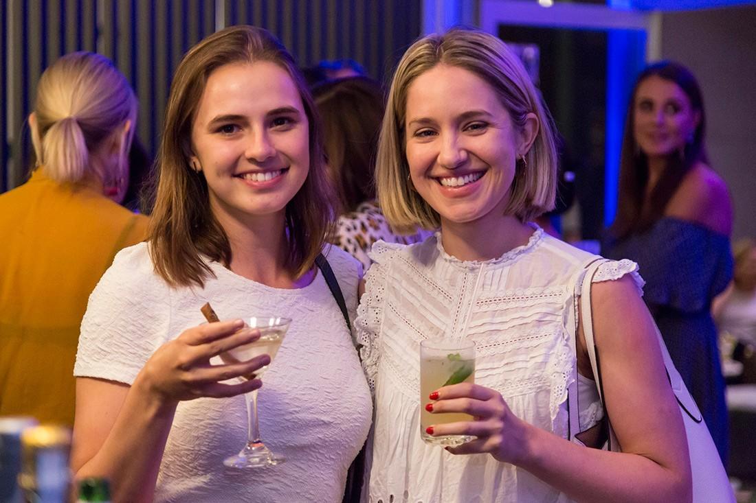 Celebrating summer and a brand-new refurbishment… Brisbane-style