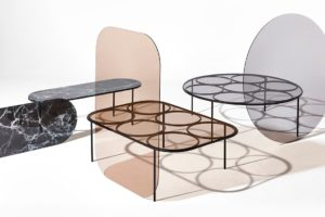 Nikolai Kotlarczyk designs Chapel coffee tables for DesignByThem