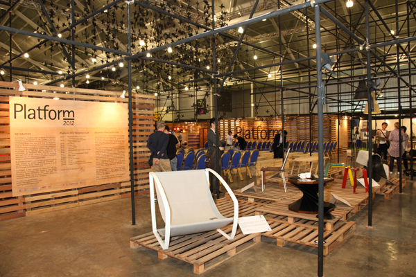 International Furniture Fair Singapore Architecture Design