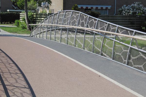 Lace Fence Bridge
