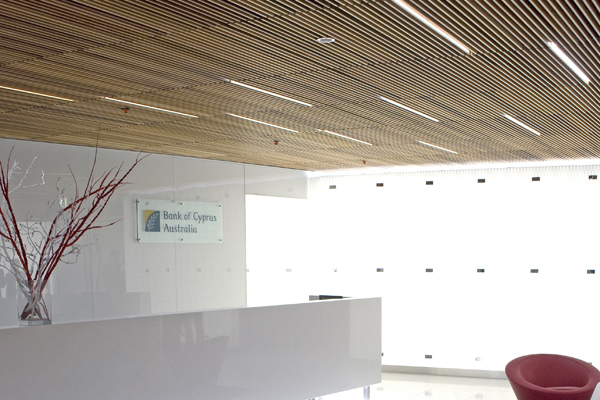 Wood slat ceiling system quotes - Wood slat ceiling system ...