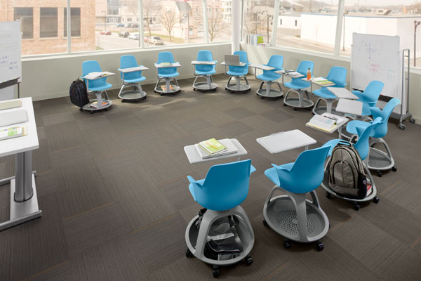 Node Chair by Steelcase