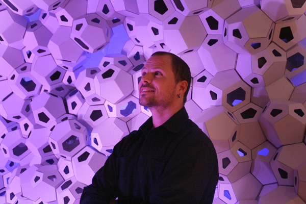 Chris Bosse of Lava