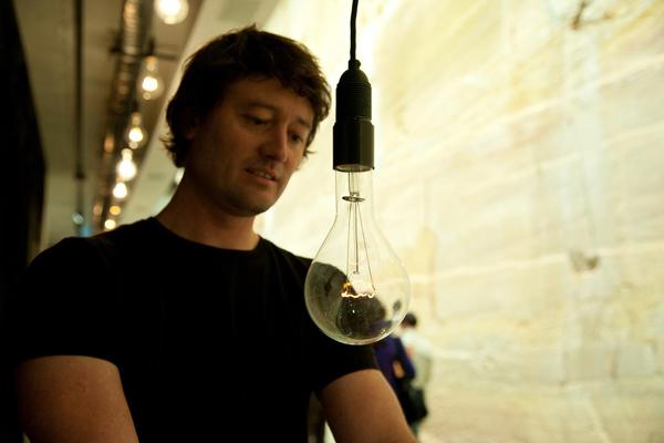 Donn Salisbury of Electrolight