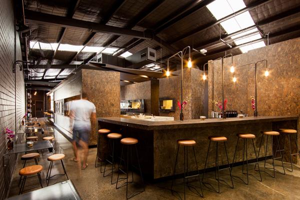 Brunswick Cafe Zwei Interior Design Code Black Coffee