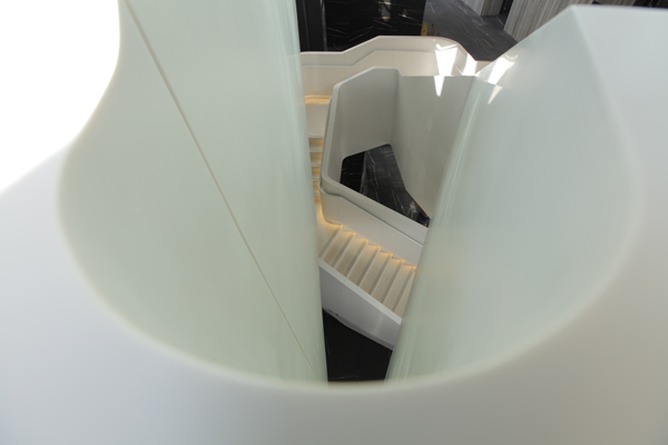 Corian® Cladding at One One One Eagle Street