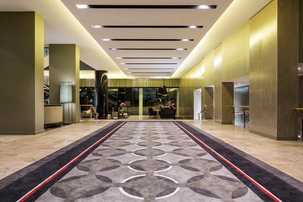 Hotel Lobby Carpet Designs