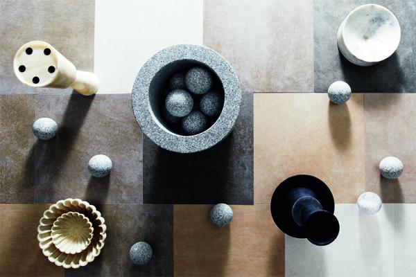 STON-KER Tiles from Earp Bros