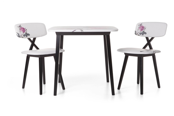5 o clock table and chairs zupanc moooi