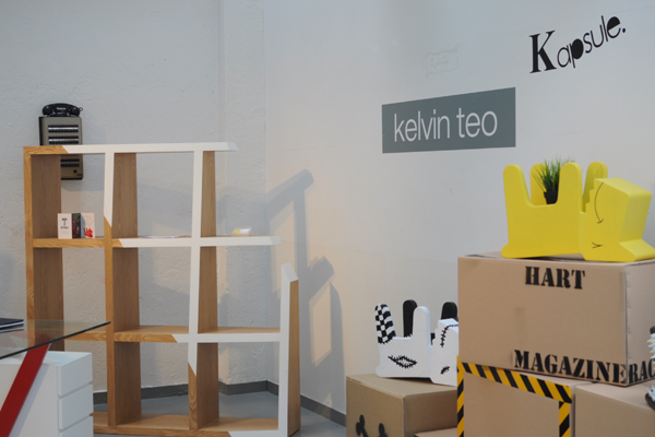Kelvin Teo singapore lah Milan