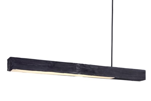 Blasted KL1 Pendant Light by Kai Linke