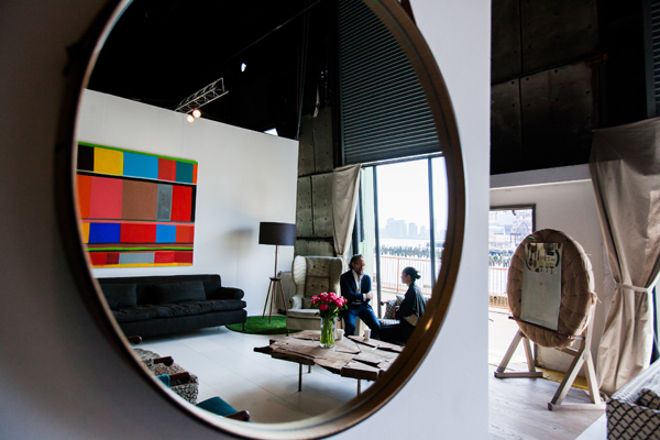 BDDW VIP Lounge collective new york