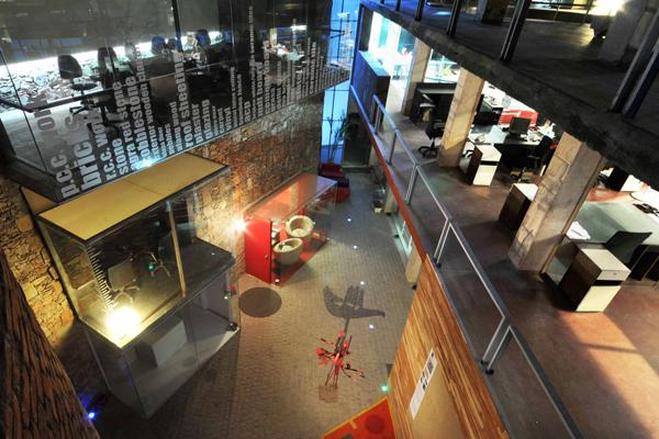 C 28 Archohm Design Studio lobby