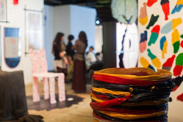 Gaetano pesce collective design fair new york