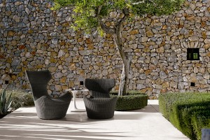 bandb italia papilio outdoor setting