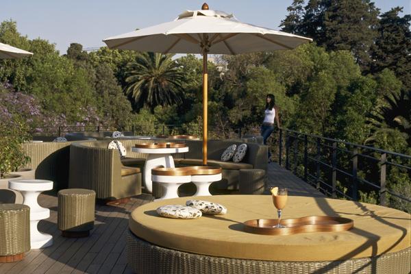 condessadf mexico design hotels terrace