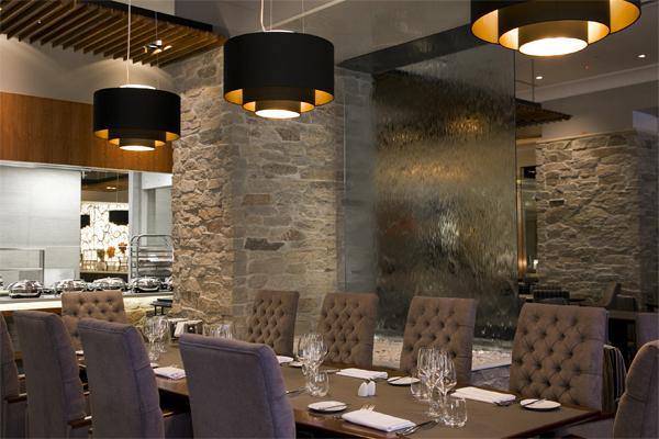 Dining Hospitality Lighting Halo Perth