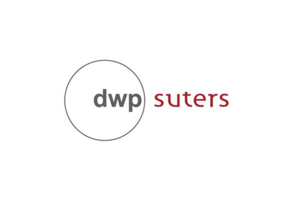 dwp suters logo