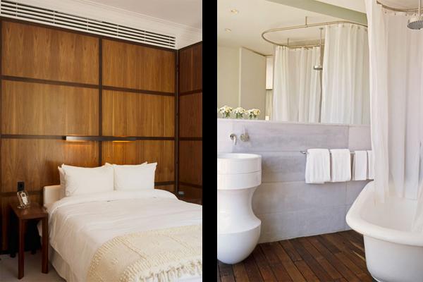room details condesa df mexico