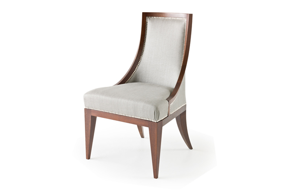 slipper chair mortice and tenon