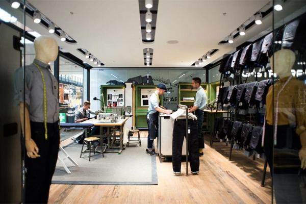 super glue concept store melbourne rad studio gstar