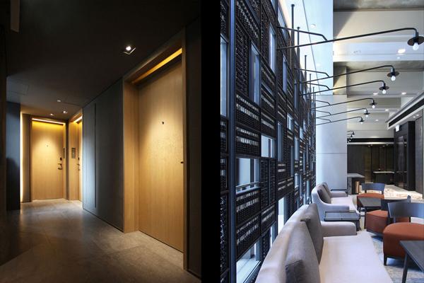 v wanchai 2 hotel hong kong interior