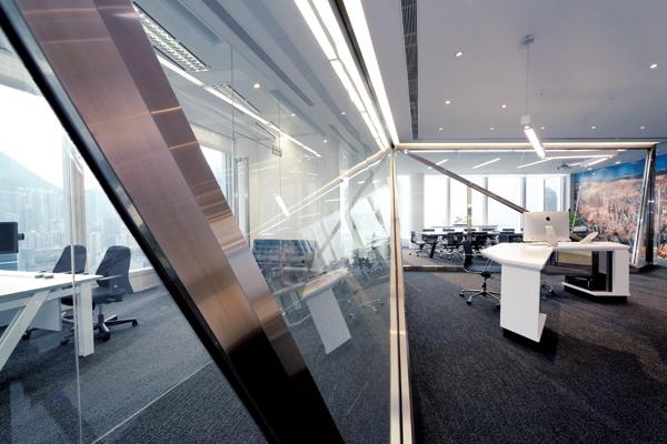 Hong Kong - The XXS Ltd (office interior)