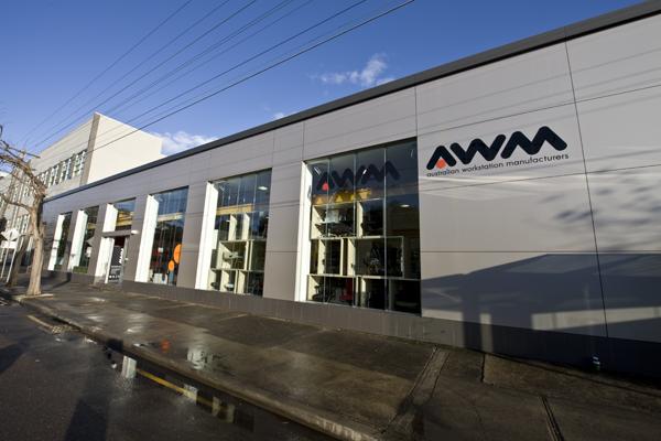 AWM Sydney Exterior