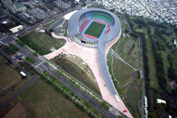 Main Stadium World Games 2009 Kaohsiung