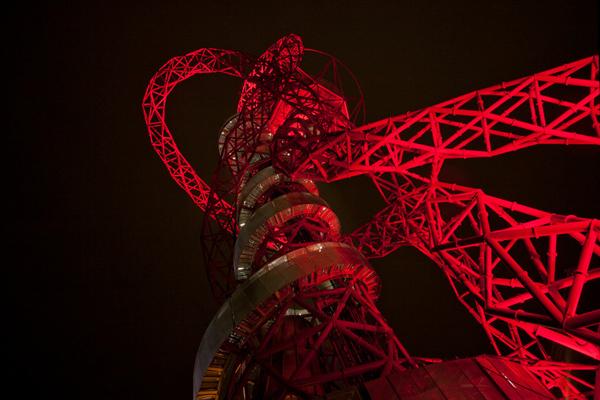 Orbit Sculpture by Anish Kapoor_ Olympic Park_ Stratford_(c) Thomas Graham_Arup