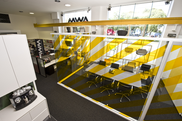Sydney boardroom AWM