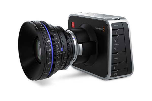 black magic camera lens