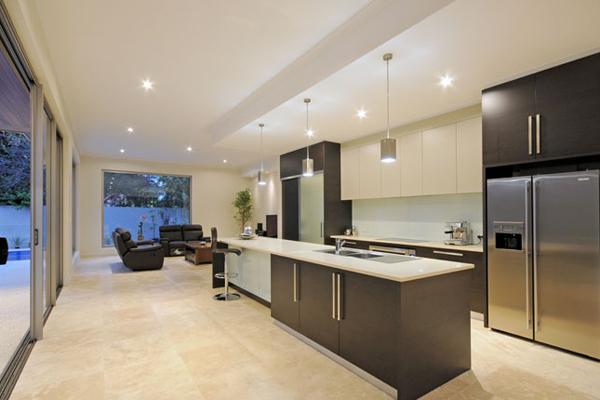 d900 brightgreen kitchen installation