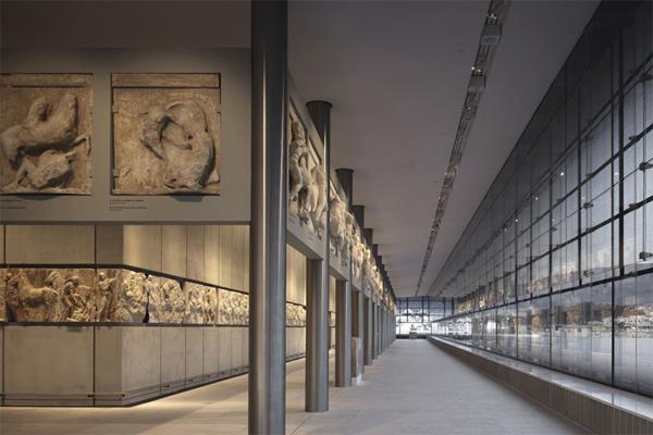 new acropolis museum athens arup