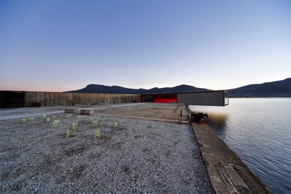 Room 11 GASP! tasmania Derwent River Architecture