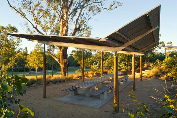 Lizard Log Parklands By Mcgregor Coxall Architecture