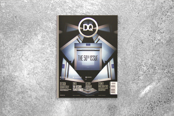 DQ Magazine DQ50 Cover