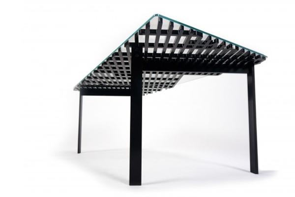 new york savage design coffee table