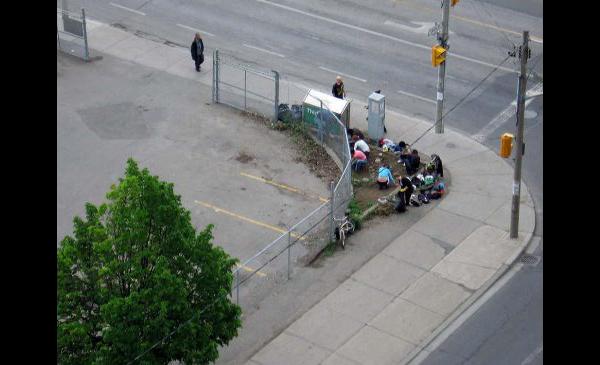 toronto public space